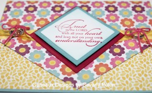Trust God Stamp Set