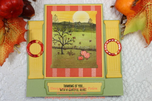 Hearth & Home Framelits Dies & Happy Scenes Stamp Set