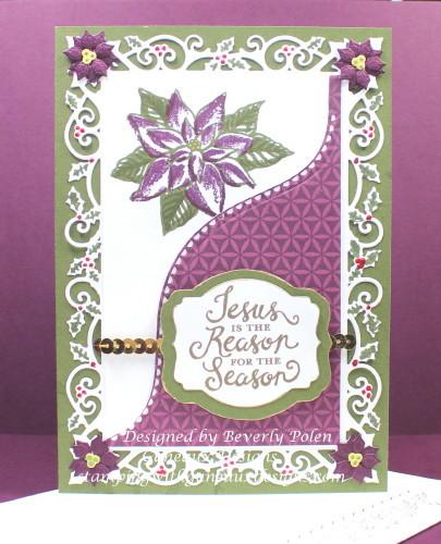 Reason for the Season Christmas Card