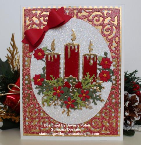 ODBD Christmas Candles