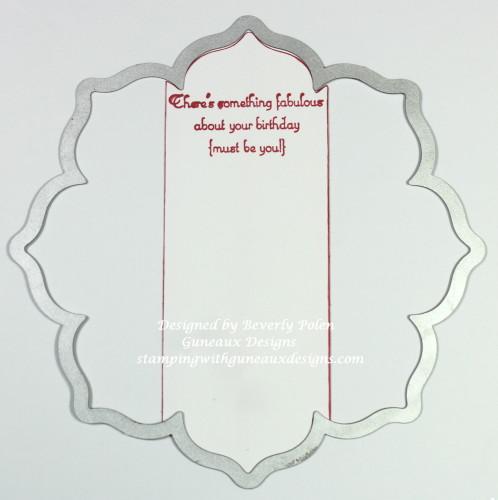 Gate Fold Card Using A Framelit-6