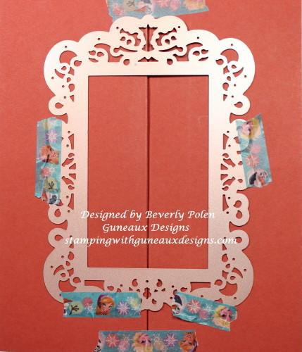 Gate Fold Card Using Dies & Framelits-3_1