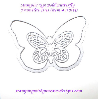 http://stampingwithguneauxdesigns.com/water-coloring-technique-su-bold-butterfly-framelits