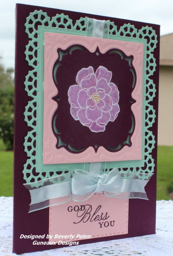 SU Secret Garden and Splitcoaststampers