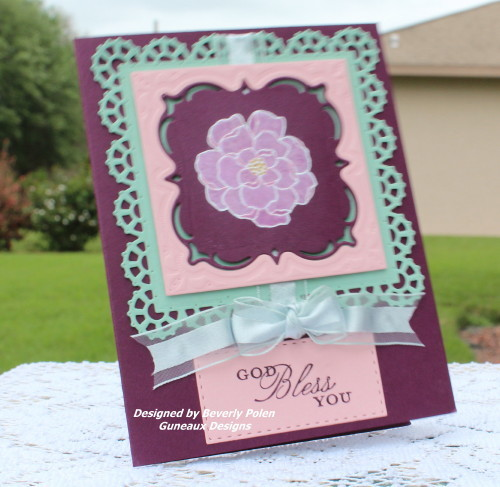 SU Secret Garden & Splitcoaststampers