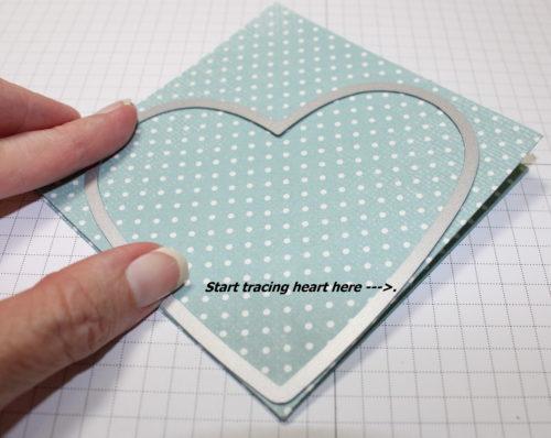Explosion Heart Card8