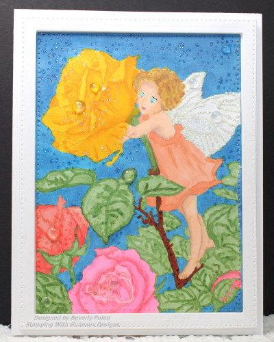 Rose Flower Fairy_1