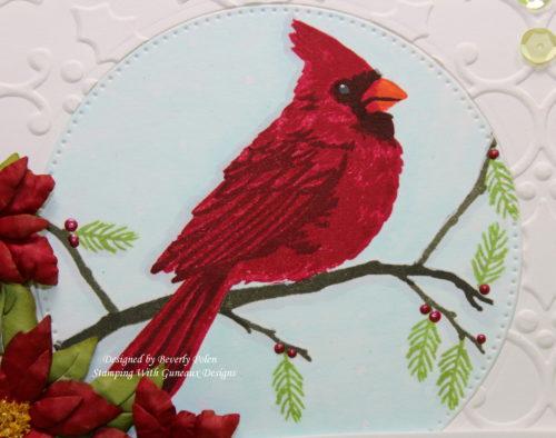Hero Arts Cardinal