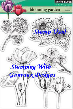 Guneaux Designs Blooming Garden