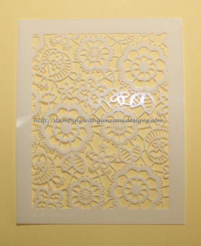 Papertrey Ink Lovely Lace