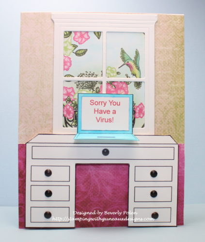 Techy House: Splitcoaststampers Techy Challenge