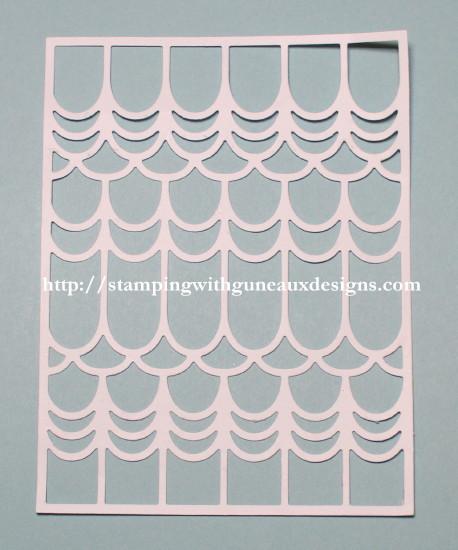Layered Die Cuts Technique - Guneaux Designs | Stamping ...